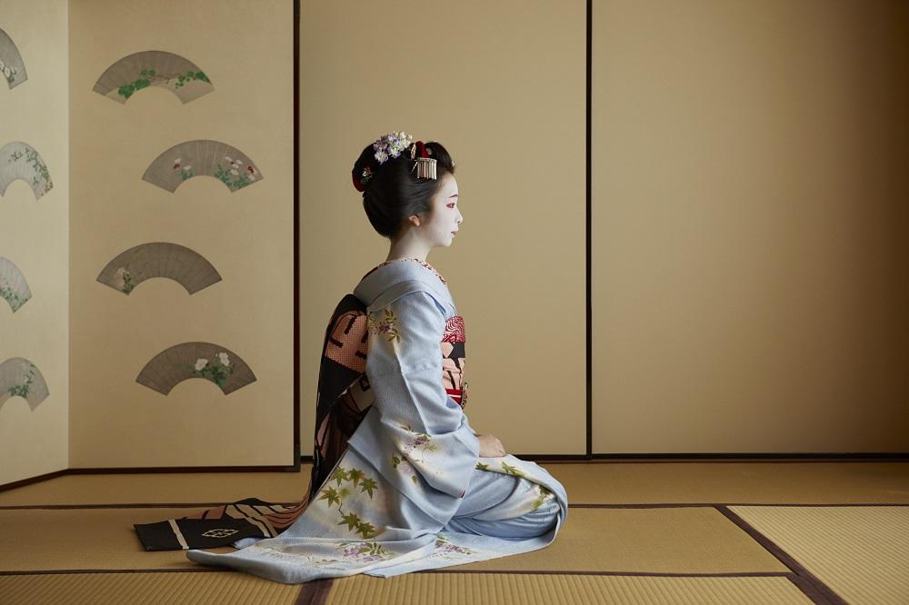 Aman Kyoto/京都/天然瑜伽/藝伎表演/私房旅宿