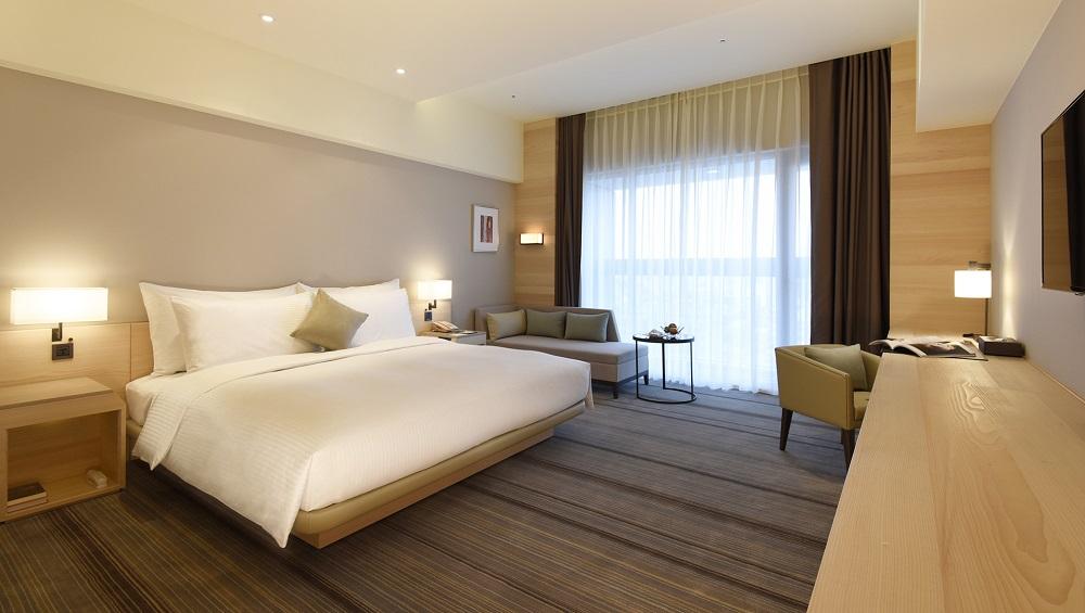舒適客房雙人房/HOTEL COZZI/和逸飯店/台南西門館