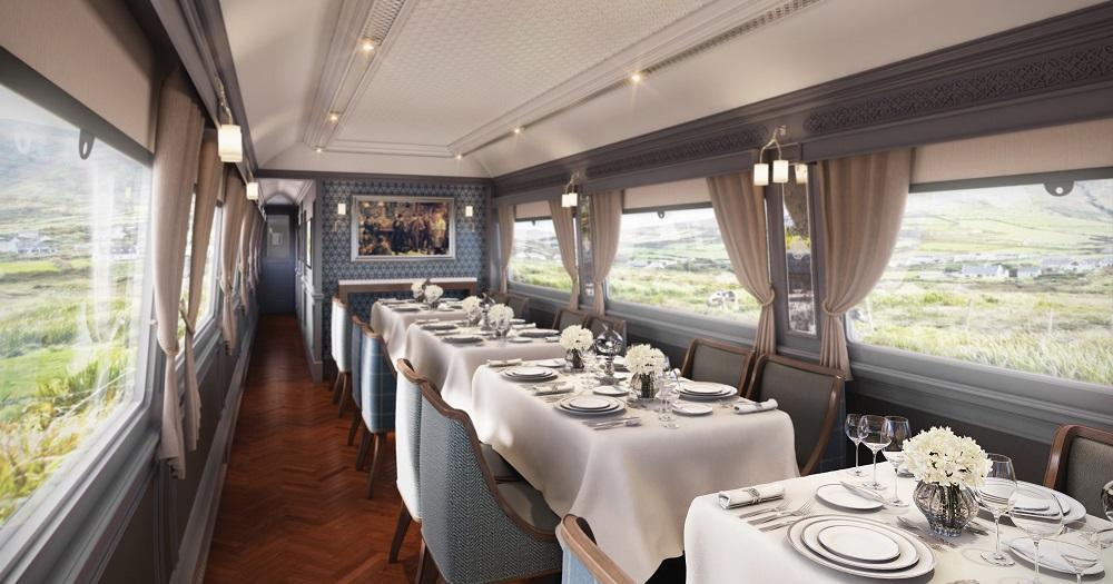 Belmond/愛爾蘭/Belmond Grand Hibernian/豪華列車