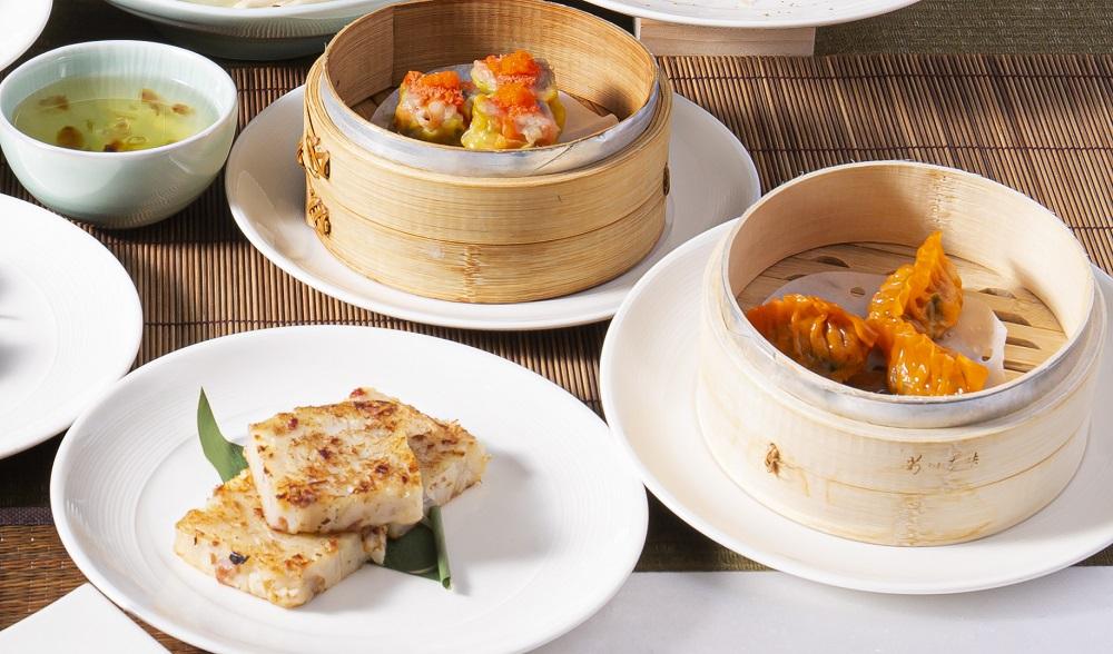 台北新板希爾頓酒店/青雅中餐廳/用心點.用點心/美味港點