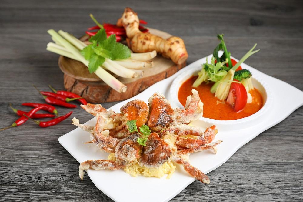 Asia 49亞洲料理及酒廊/新北最高花園景觀餐廳/咖哩