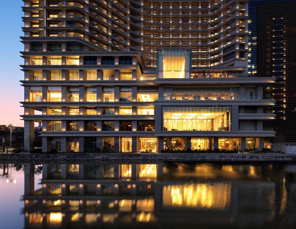 東京/Palace Hotel Tokyo/奧運/健身/水療/飯店外觀