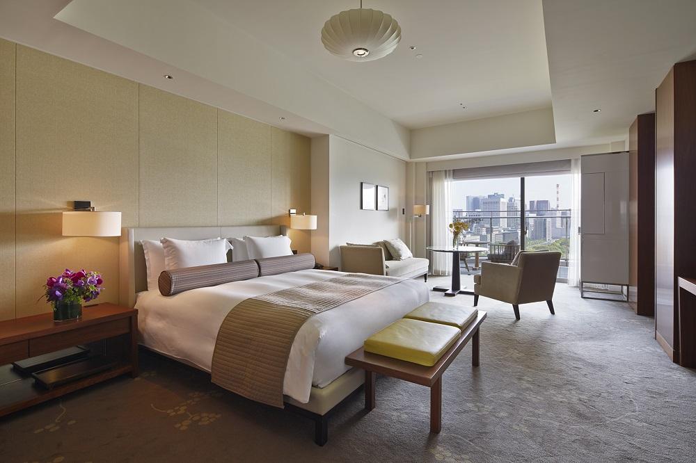 東京/Palace Hotel Tokyo/奧運/健身/水療/客房