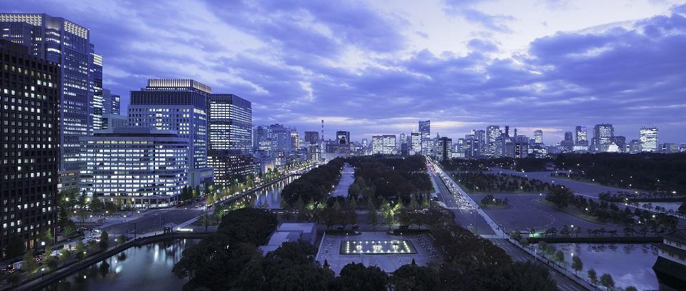 東京/Palace Hotel Tokyo/奧運/健身/水療/景觀