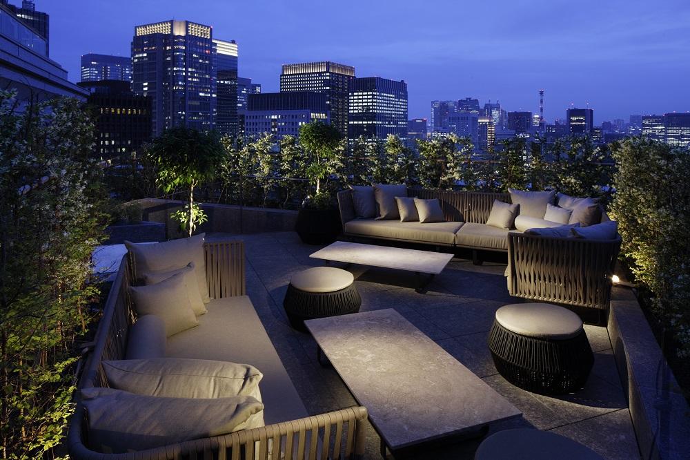 東京/Palace Hotel Tokyo/奧運/健身/水療/Club Lounge
