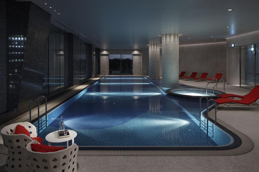 東京/Palace Hotel Tokyo/奧運/健身/水療/游泳池