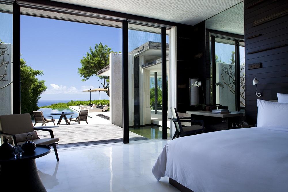 阿麗拉別墅烏魯瓦圖/峇里島/烏魯瓦圖/客房景觀