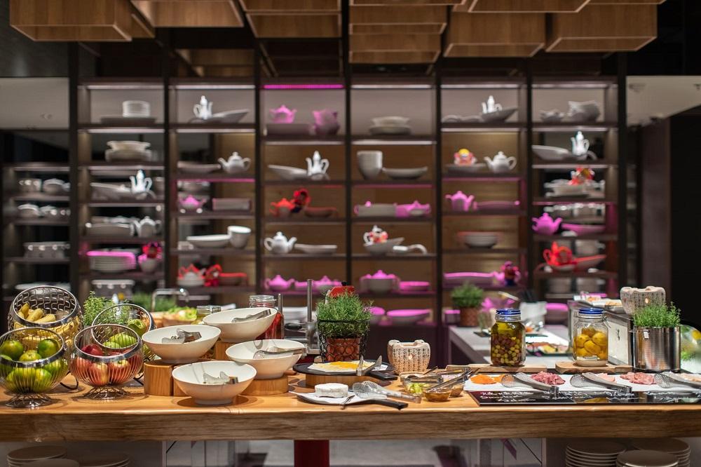 台北士林萬麗酒店/士林廚房自助餐/用餐優惠