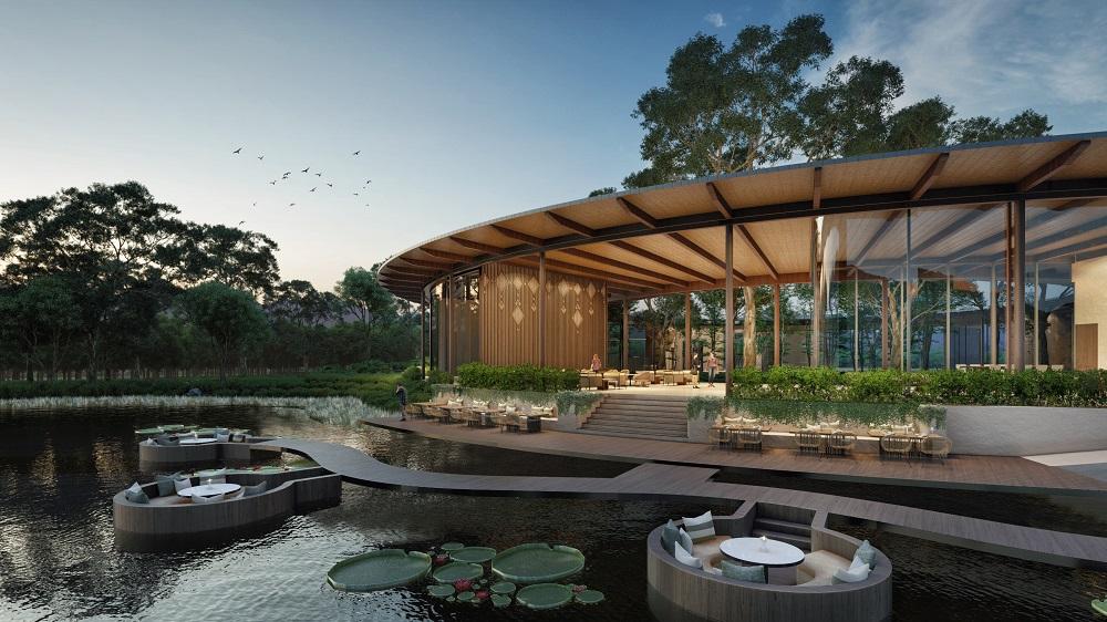 Montara 酒店集團/Tri Vananda/布吉島/泰國/全亞洲最大最全面的養生住宅社區