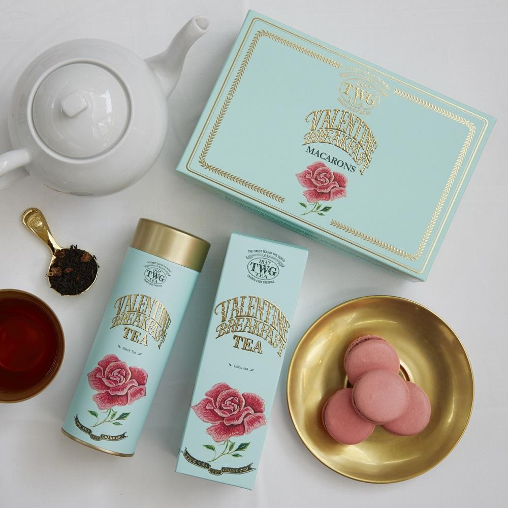 TWG Tea/戀人早餐茶/黑茶/玫瑰