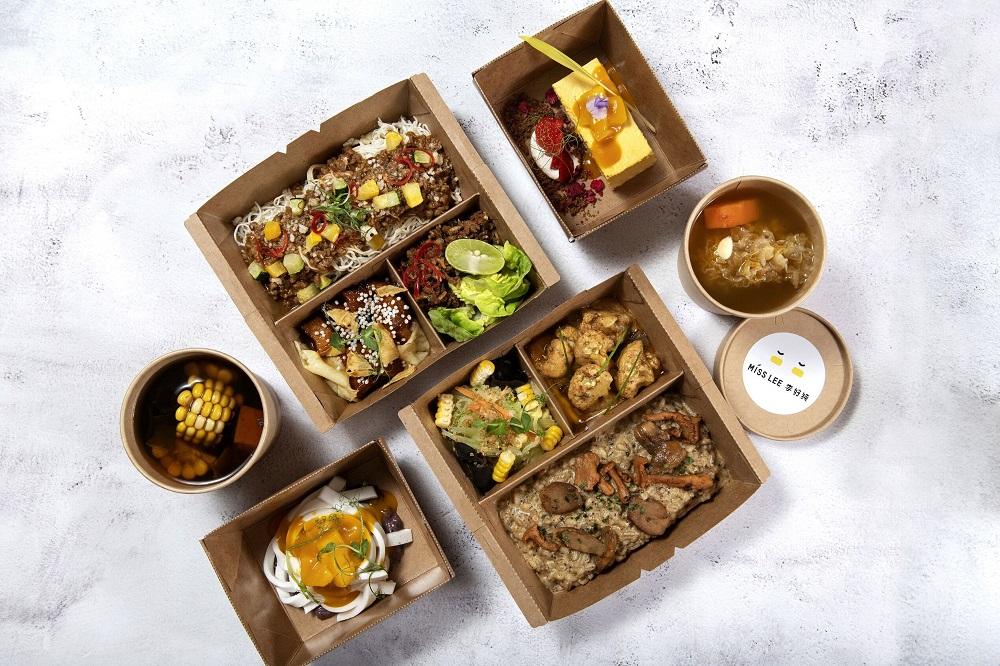 灶神集團/香港/李好純/新派中式素食餐廳/晚市套餐