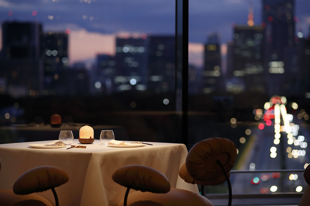 Palace Hotel Tokyo/東京/Esterre/夜景