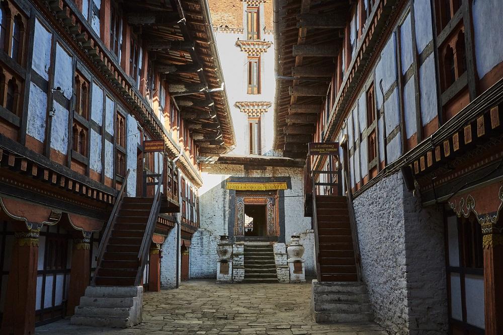 布姆唐六善酒店/森林中的森林/隱逸旅地/不丹/修道院