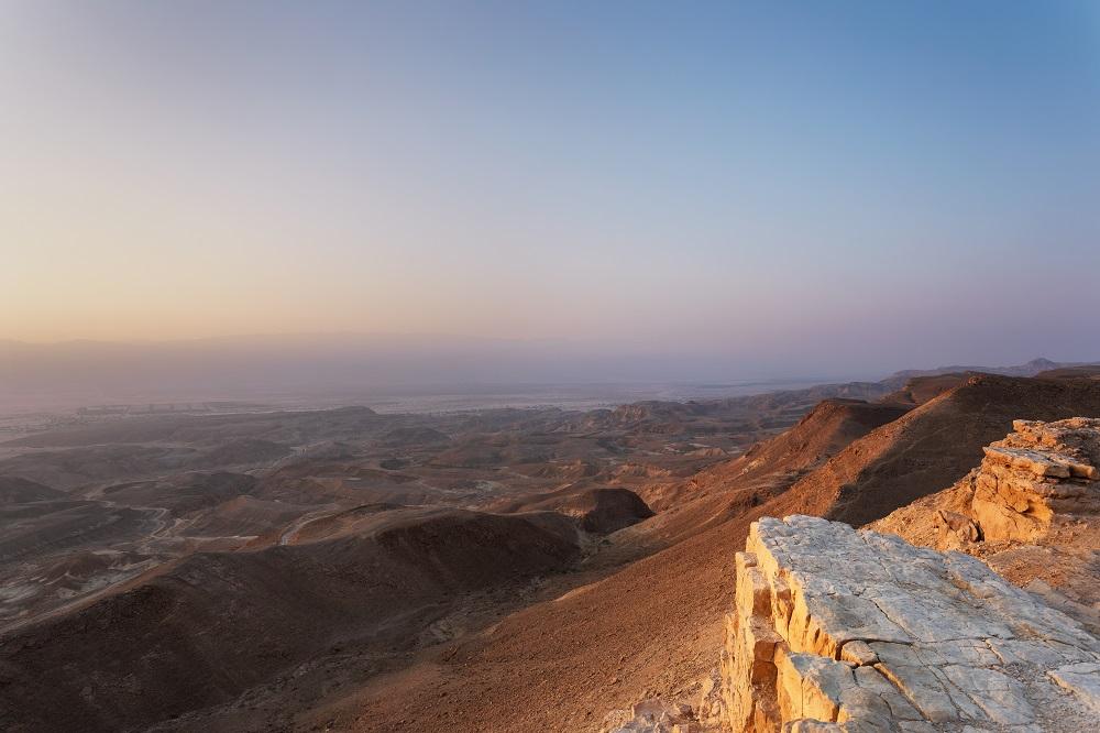撒哈魯特六善酒店/沙漠/駱駝/以色列/黃昏
