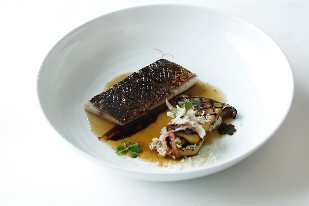 Palace Hotel Tokyo/東京/Esterre/煙燻鮭魚
