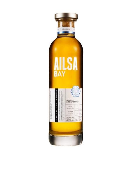 威士忌/格蘭父子/Ailsa Bay 艾沙貝單一麥芽威士忌/火象星座