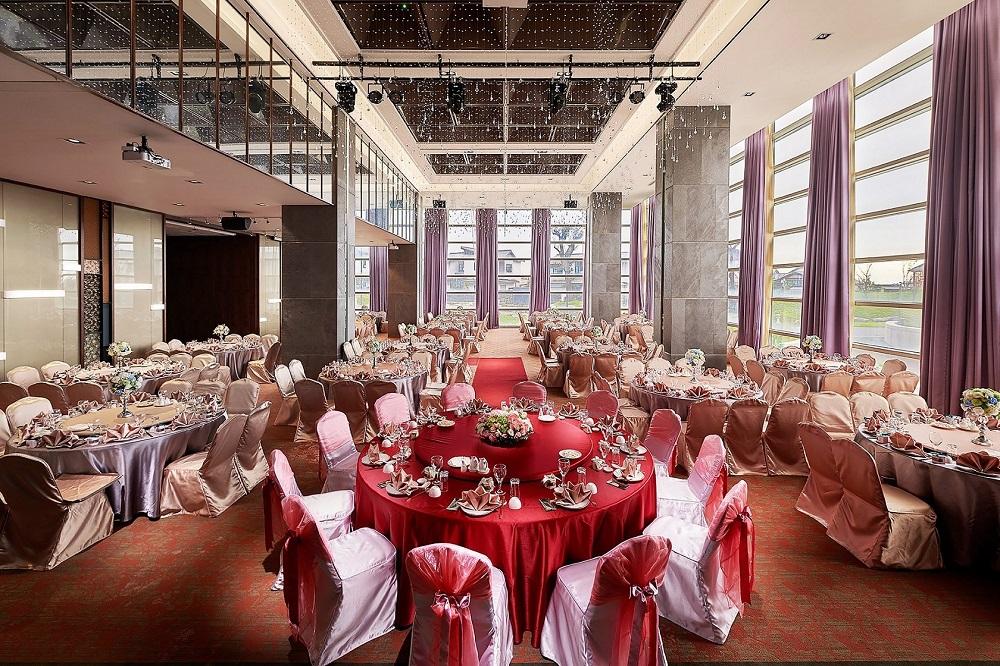 宜蘭綠舞國際觀光飯店/宜蘭/MICE產業/慕韻宴會廳