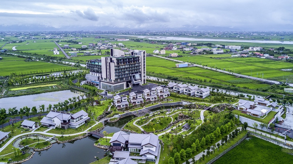 宜蘭綠舞國際觀光飯店/宜蘭/青山綠水/蘭陽平原