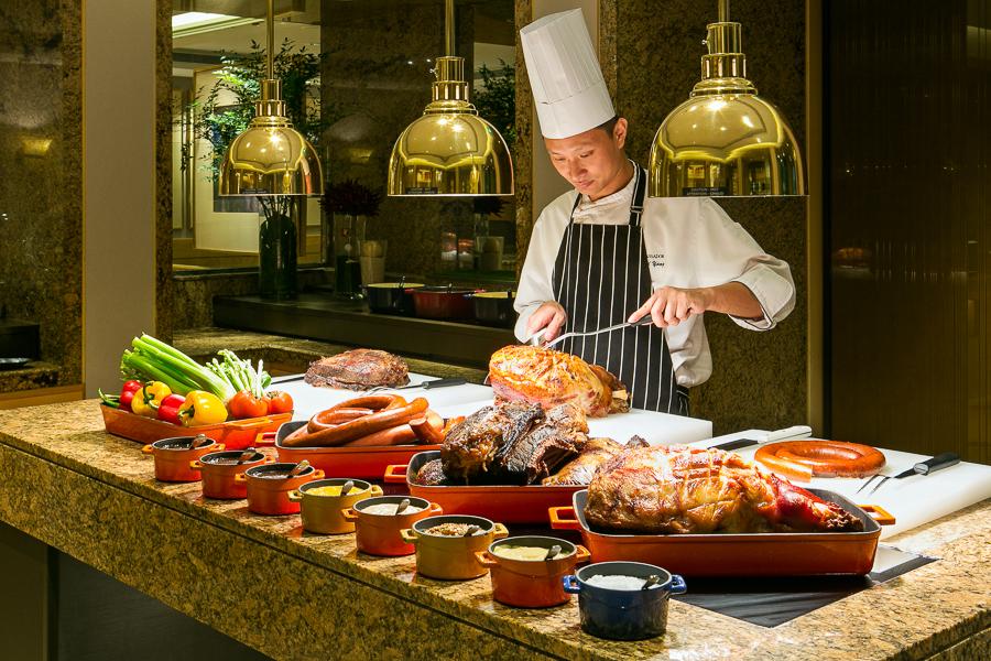 台北國賓大飯店/外帶美食/在家吃飯店料理/明園西餐廳