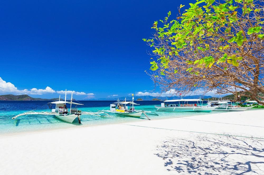 菲律賓/海島渡假/螃蟹船/長灘島/蔚藍海水/純白沙灘/IG美照