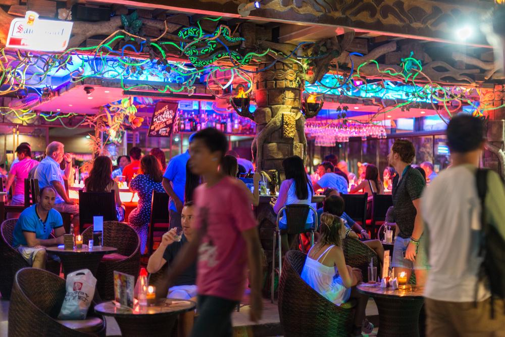 菲律賓/海島渡假/長灘島/夜店/酒吧