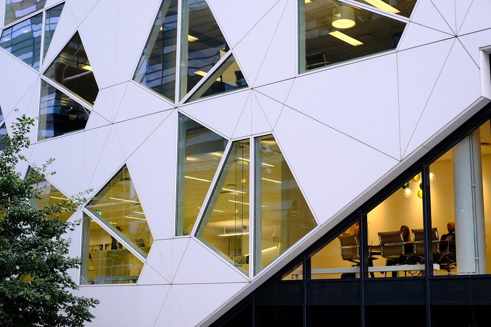Barcode Project/Bjørvika 街區/奧斯陸/挪威/建築設計