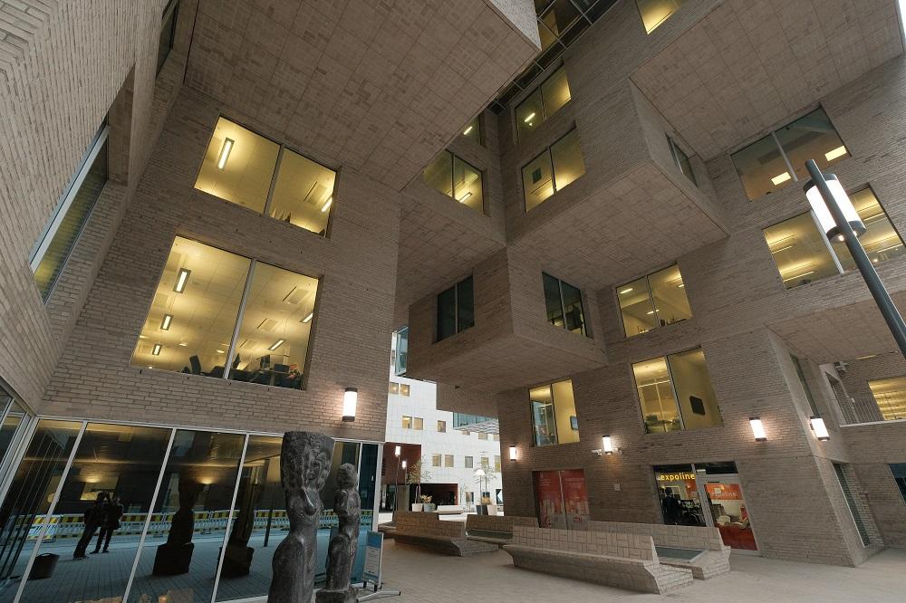 北歐建築/奧斯陸/挪威/現代建築設計/Barcode