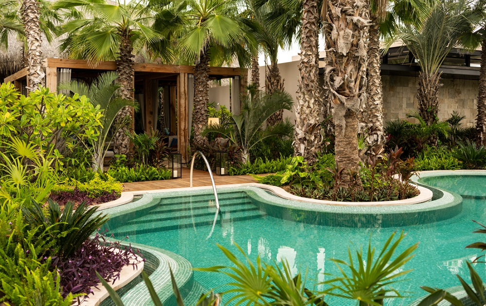 TLEE Spas/Spa Alkemia水療中心/墨西哥/Zadun麗思卡爾頓隱世精品度假酒店