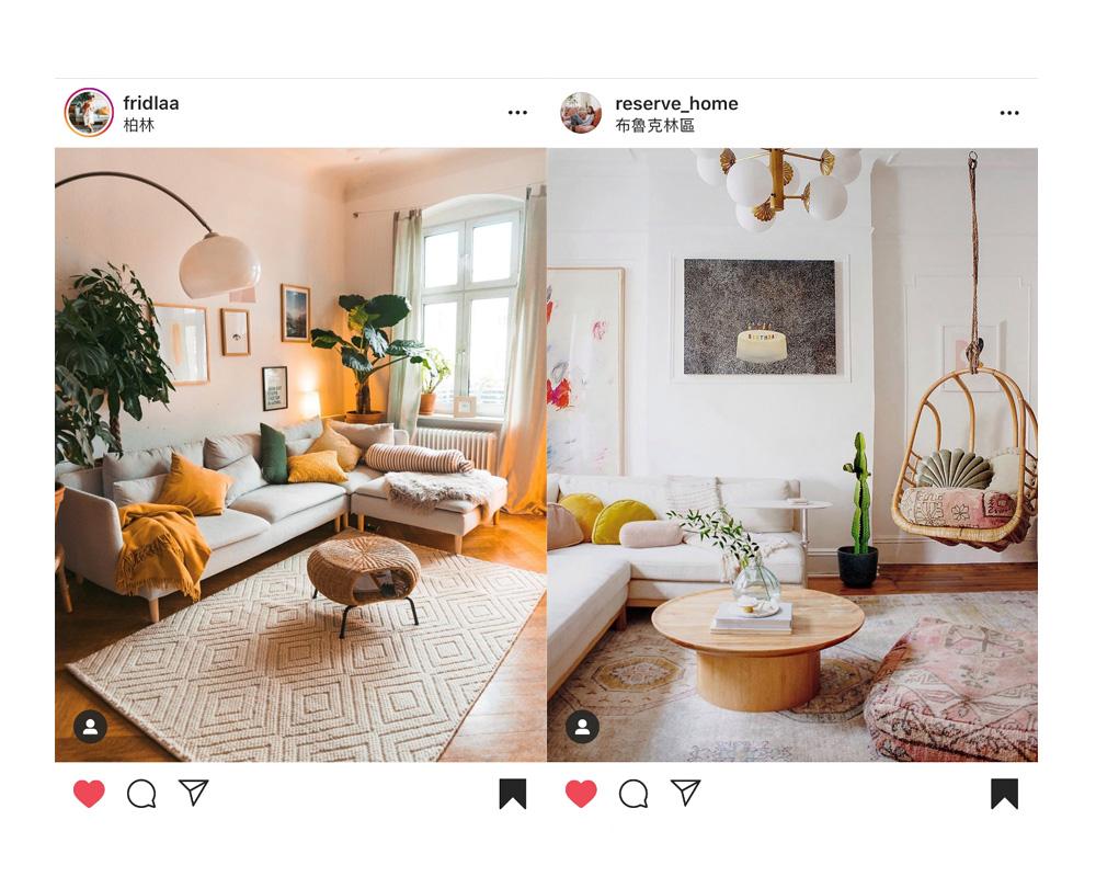 室內設計Instagram/IG 部落客