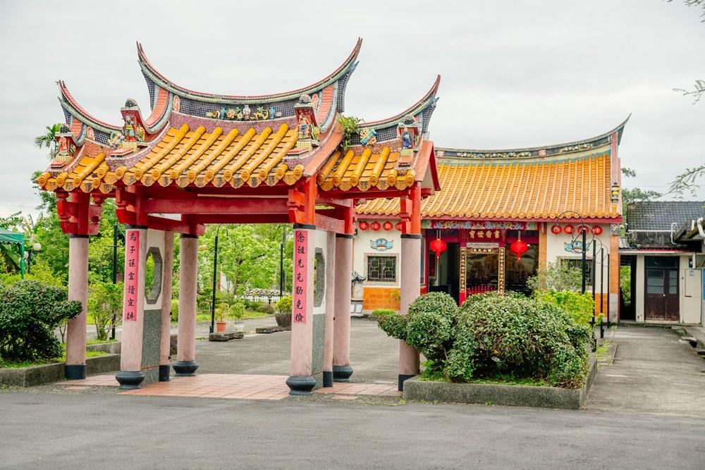 陳家宅院/宜蘭輕旅行/深度旅遊/台灣