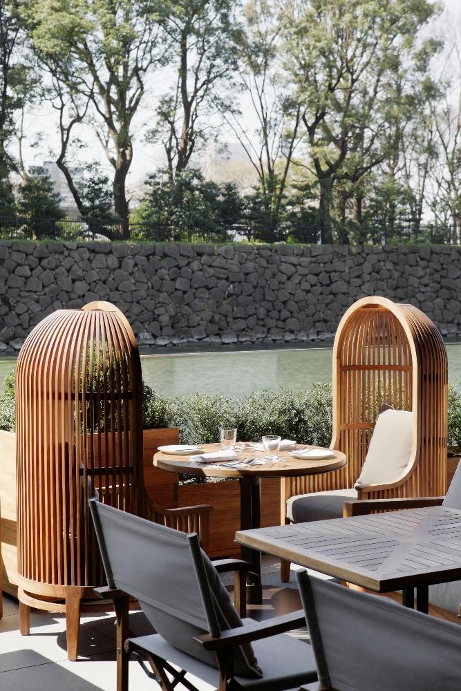 東京/Palace Hotel Tokyo/奧運/健身/水療/餐點