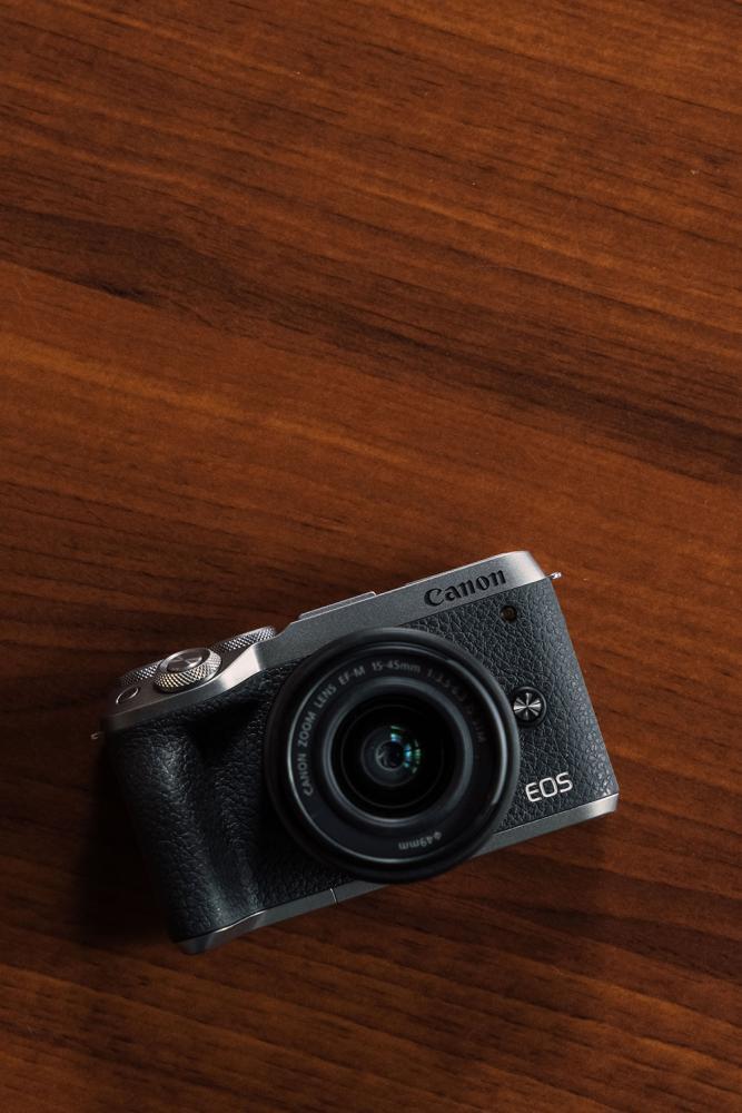 Canon EOS M6 Mark II/旅人誌/TRAVELER luxe