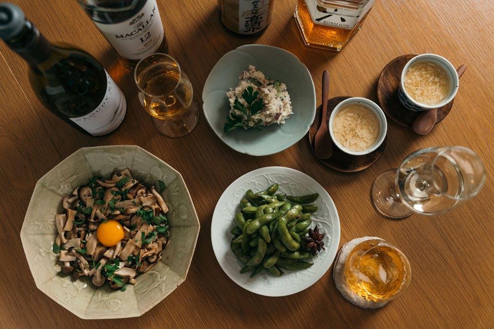 比家的日式餐桌/比才/生活/美酒/美食/台北