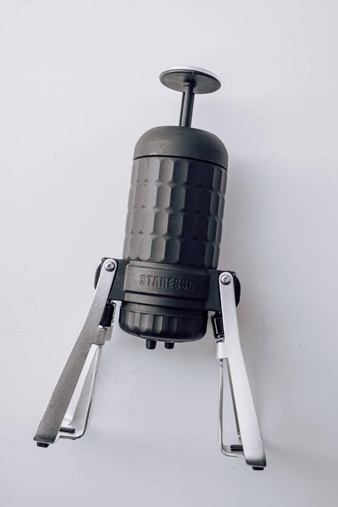 Staresso 第三代不插電義式咖啡機/咖啡器物/學長/VV Cafe 販售平台