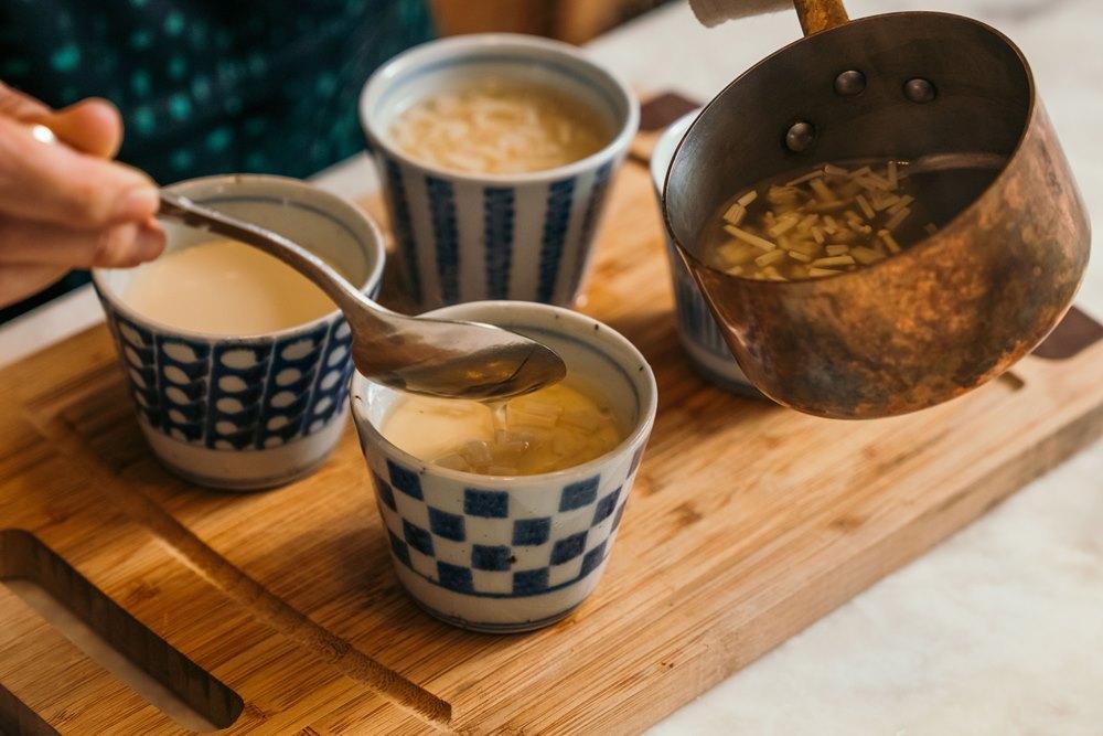 茶碗蒸/比家的日式餐桌/比才/生活/美酒/美食/台北