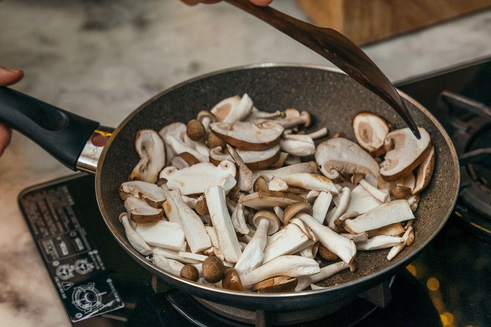 月見蕈菇/比家的日式餐桌/比才/生活/美酒/美食/台北
