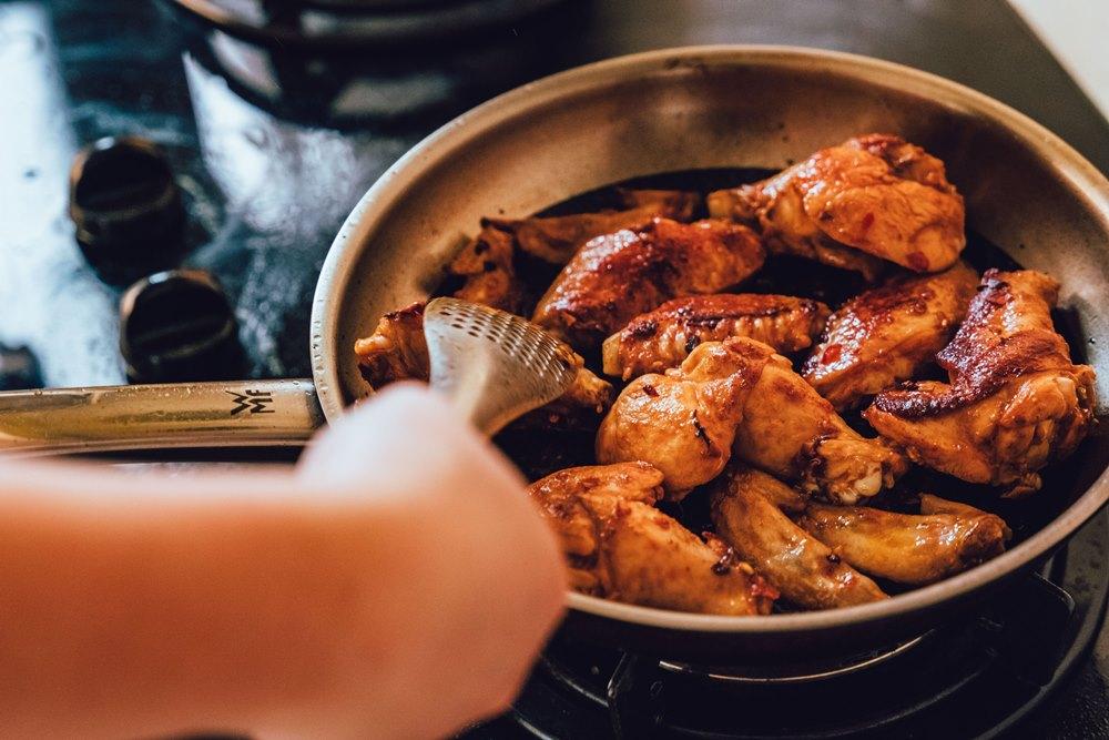 川香醬燒雞翅/食譜/漢娜的小餐桌