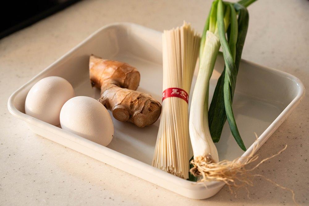 麻油麵線煎/食譜/漢娜的小餐桌