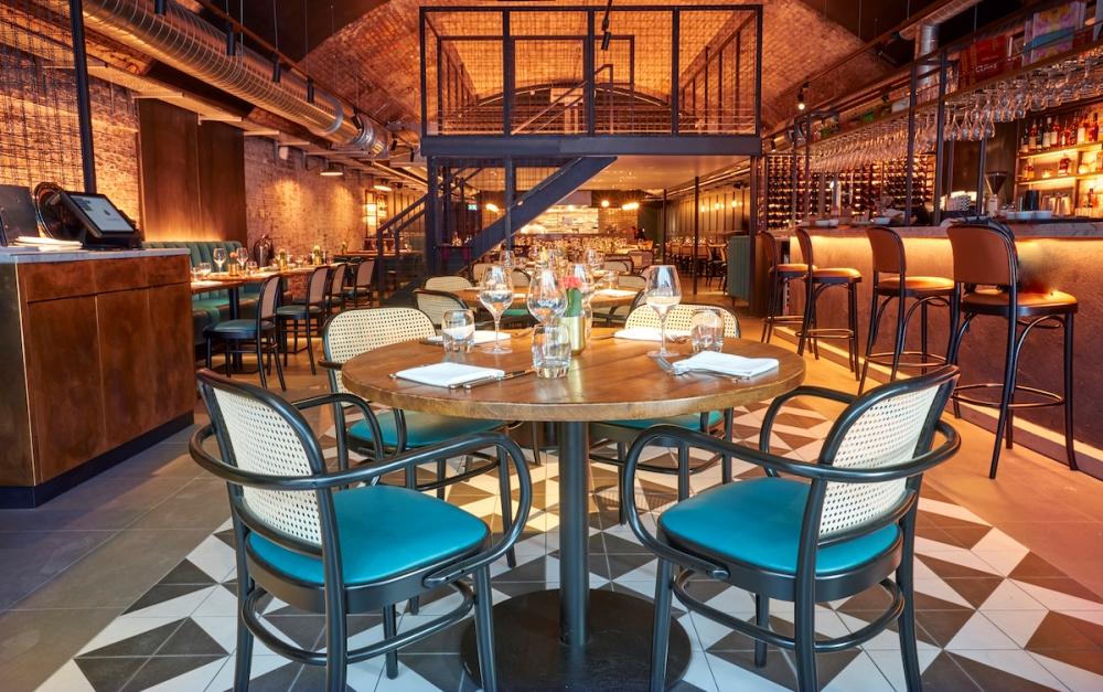 英國/倫敦旅遊/Cinnamon Kitchen/巴特西發電廠/美食推薦/倫敦/印度料理