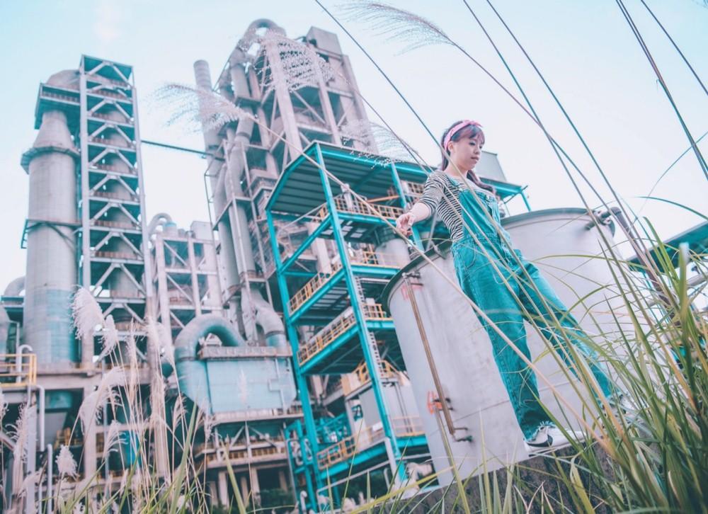台泥DAKA 港電廠三合一循環經濟園區/宜蘭
