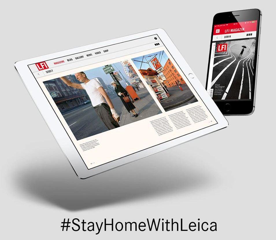 #StayHomeWithLeica/徠卡相機/攝影