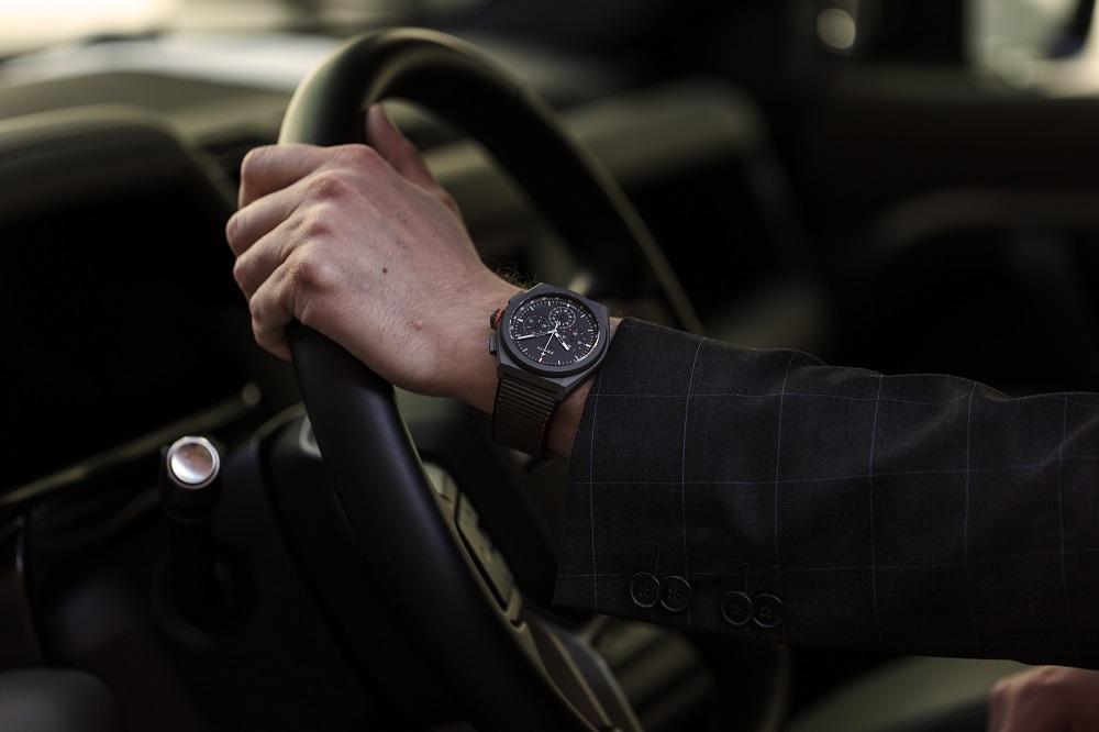 DEFY EL PRIMERO 21 LAND ROVER DEFENDER/聯名限量腕錶