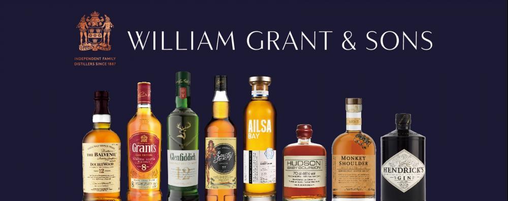 William Grant&Sons/格蘭父子洋酒公司