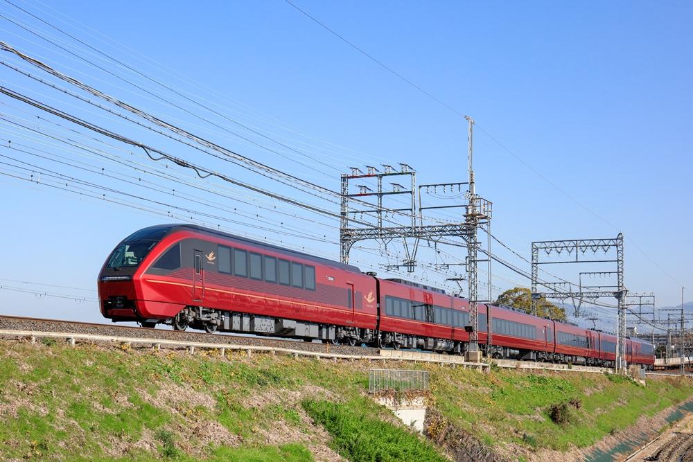 外觀/HINOTORI/特急/近畿日本鉄道/日本