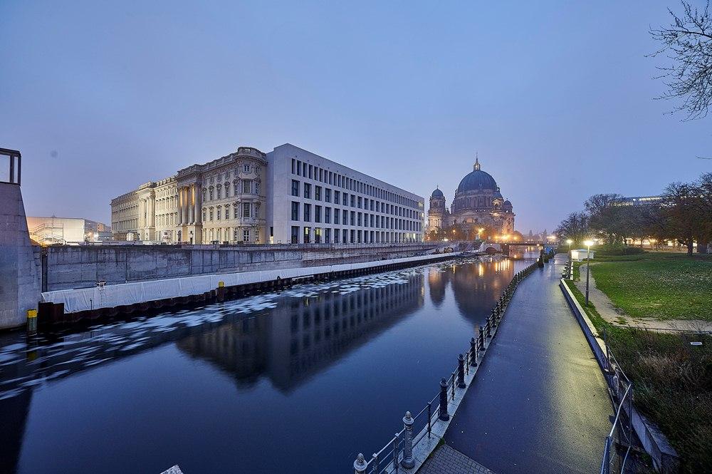 外觀/Humboldt Forum/洪堡博物館/巴洛克式宮殿/博物館島/柏林