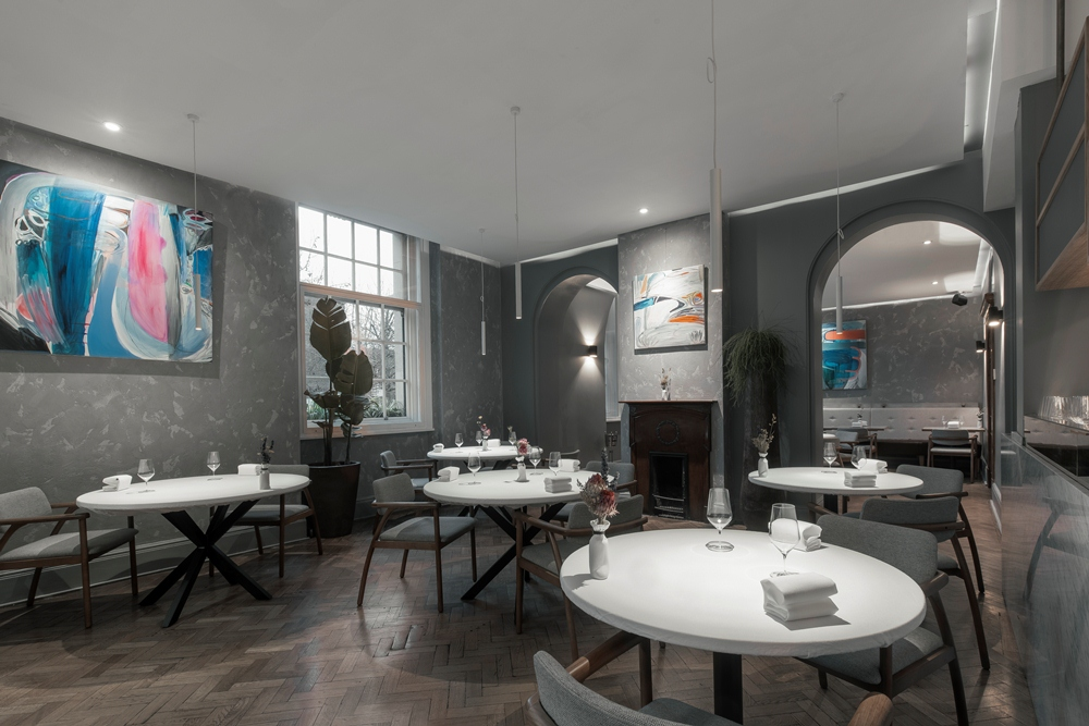Da Terra/餐廳/Town Hall Hotel/倫敦/英國