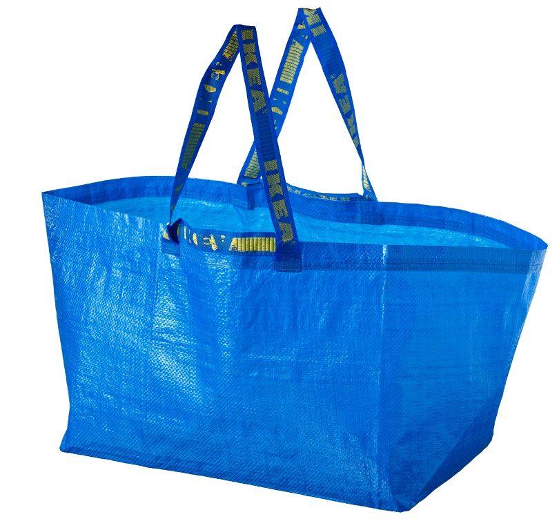 FRAKTA環保購物袋/家具商品/IKEA