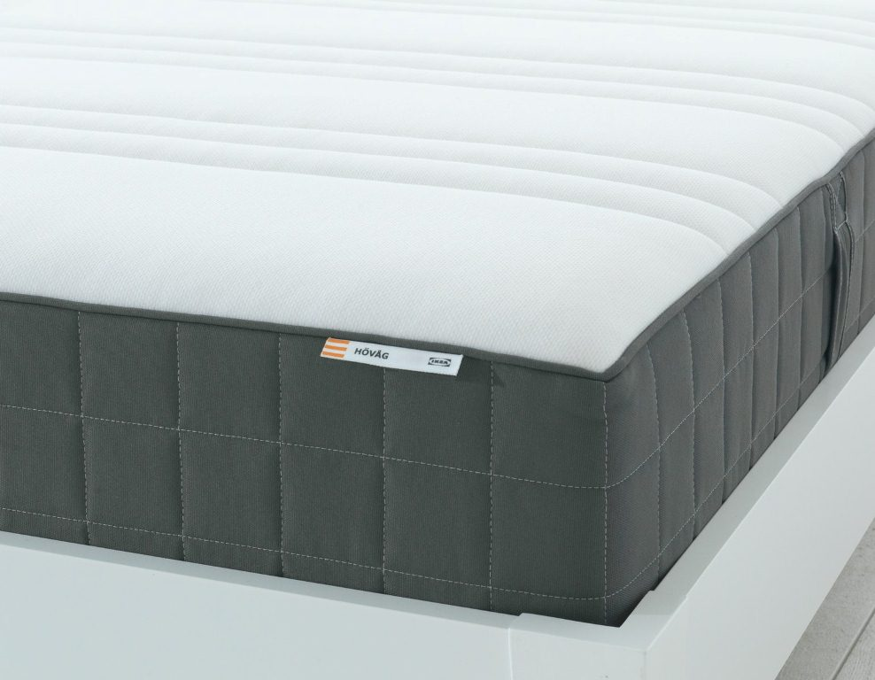 HÖVÅG雙人獨立筒彈簧床墊/家具商品/IKEA