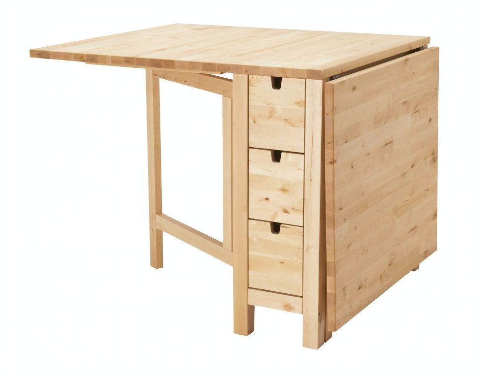 NORDEN折疊桌/家具商品/IKEA