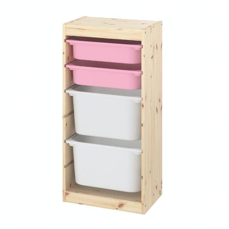 TROFAST收納組合附收納盒/家具商品/IKEA
